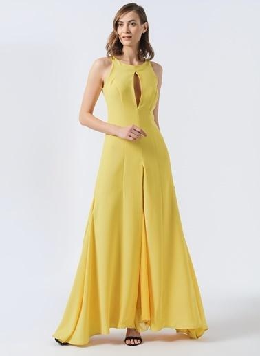 Karahasans Elbise Sarı